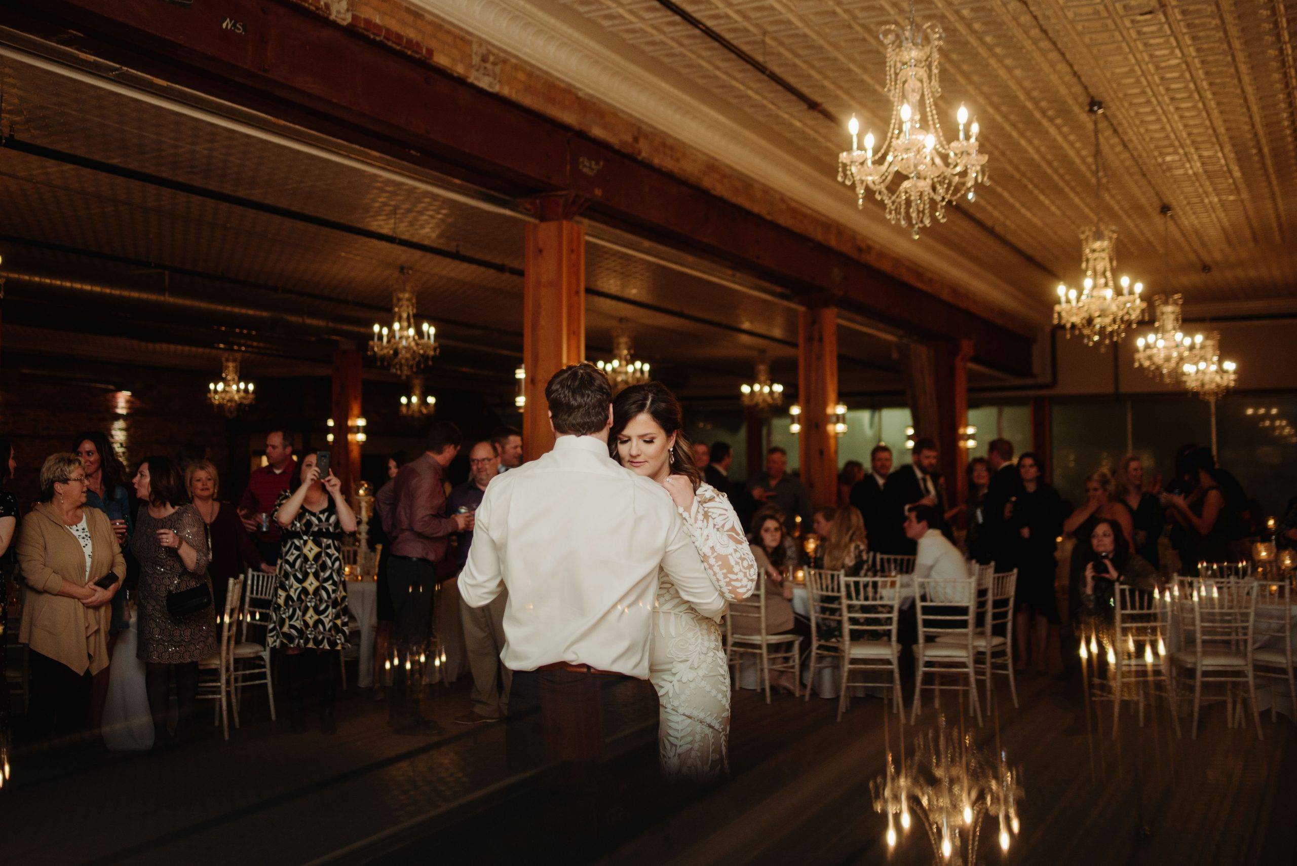 bride and groom dancing 3 ten event venue fairbault minnesota