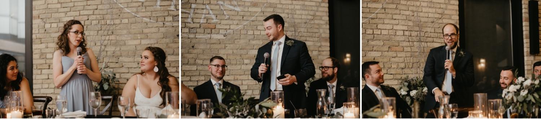toasts during wedding lumber exchange minneapolis